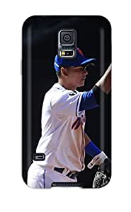 Protection Case For Galaxy S5 / Case Cover For Galaxy(new York Mets )