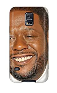 Andters Snap On Hard Case Cover Forest Whitaker Protector For Galaxy S5 by icecream design