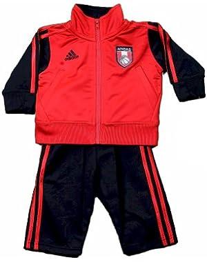 Infant/Toddler Boy's Impact Pant & Jacket 2-Piece Light Scarlet Set