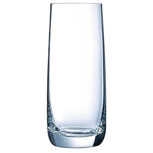 Pack of 6 450 mL Chef /& Sommelier CP853 Vigne Hiball Glasses