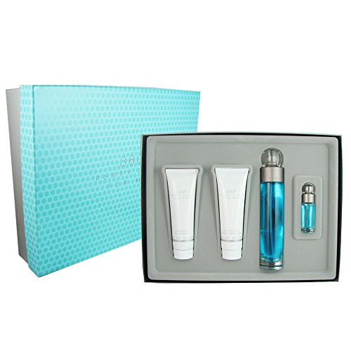 PERRY ELLIS 360 Fragrance for Men Piece Set
