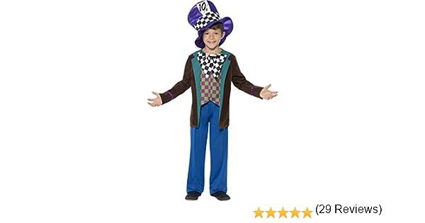Smiffys - Disfraz Sombrerero Loco (42842S): Amazon.es: Juguetes y ...