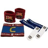 FCB FC Barcelona - Kit de accesorios