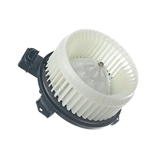 wer Motor with Fan Cage For Lexus GX470 2003-2007 Toyota 4Runner 2003-2009 ()