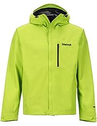 Minimalist Men's Lightweight Waterproof Rain Jacket, Gore-TEX with Paclite Technology