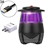 Mosquito Killer YanQxIzbiu Photocatalyst Insect Trap Bug Fruit Fly Gnat Mosquito Killer Lamp