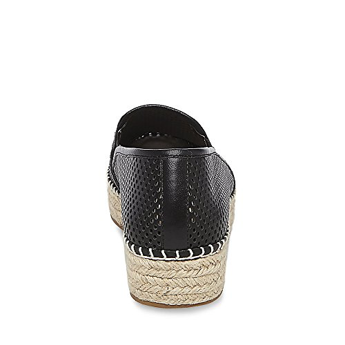 Steve Madden Womens Wright 430 In Pelle Nera