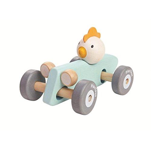 Chicken Plan Toys Racing Car