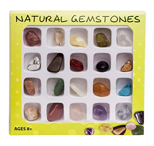 GeoCentral Gemstone Collection Box ()