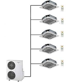 Amazon com: Pioneer Ceiling Cassette Split Ductless