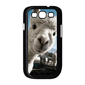 Animals Pattern Cute Alpaca for SamSung Galaxy S3 I9300 Case