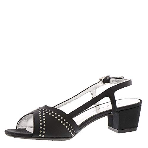 Sandal David Tate Black Wish Women's xqnTwCa7W6