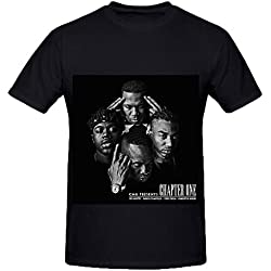 Yo Gotti Chapter One Pop Men Crew Neck 100 Cotton Shirts Black