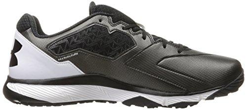 Training Black Deception Men's White Armour Wide Shoe Under Baseball FxOqEtv00n