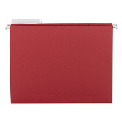 SMD64024 - Smead 64024 Red Hanging File Folders
