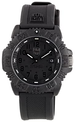 Luminox Evo Navy Seal Blackout Mens Watch 3051.BLACKOUT from Luminox
