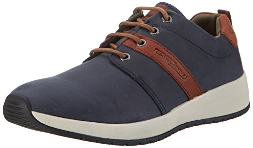 Camel Active Herre Springe 15 Sneaker Blau (midnat / Cigar 02) EmxyL2lQmI