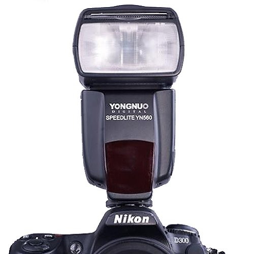 Electronic Flash Flashgun Speedlite Speed light for Nikon D90 D80 D70s D60 D50 D40 D3 D5000 D3000 D1000 D700 D300 (YN560)