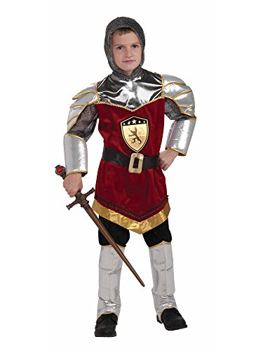 Child Costumes Dragon Knight Medieval (Forum Novelties Dragon Slayer Costume, Child's)