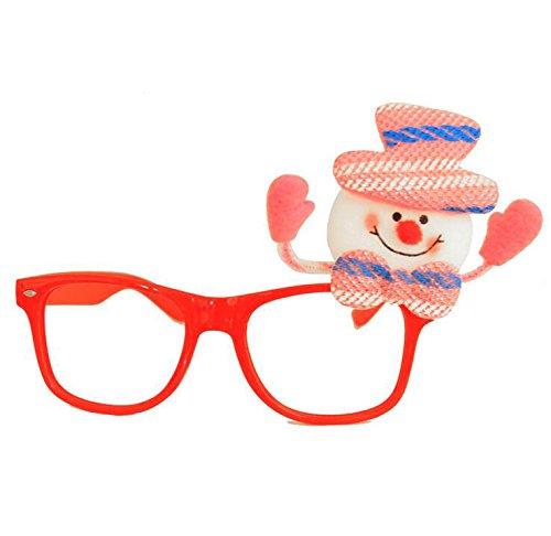 Sunglass Santa Eyeglass Claus 4 Dress Frame Cute Spectacle 13 Fancy Christmas gwFCtqw