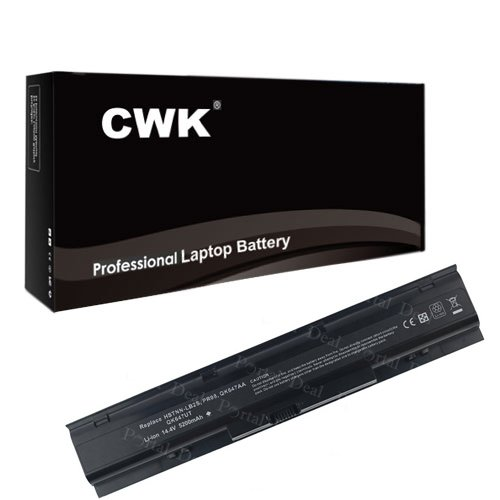 CWK Long Life Replacement Laptop Notebook Battery for HP ProBook HSTNN-LB2S HSTNN-IB25 PR08 4730s 4740s QK647UT HSTNN-LB2S PR08 QK647AA 4730S PC (Energy Star) 4730S