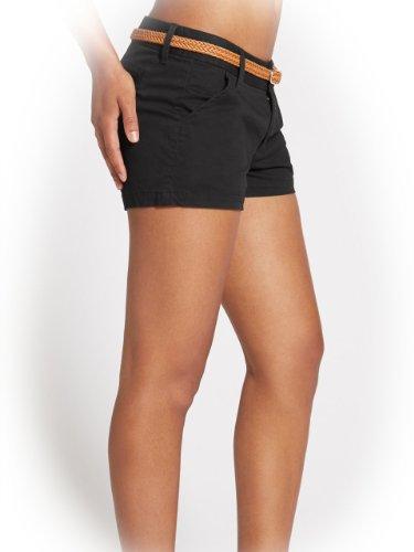 G by GUESS Women's Maya Shorts, JET BLACK (27)