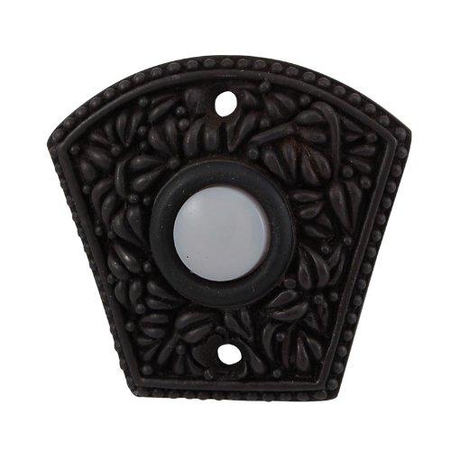 Vicenza Designs D4002 San Michele Fan Shaped Doorbell, Oil-Rubbed Bronze