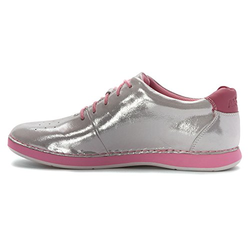 Essence Womens Alegria Shimmer Womens Sneaker Alegria White Essence qw4IOHU4S
