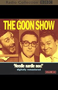 The Goon Show, Volume 14 Radio/TV Program