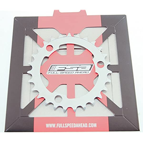 Bicycle Circle Chainring 86BCD bcd86mm for FSA SLK 1x System Narrow Wide 3 Bolts