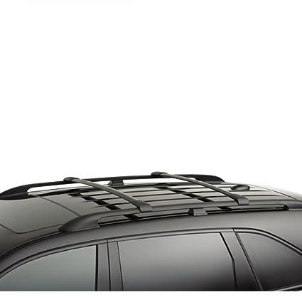 Amazoncom Acura MDX OEM Roof Rail Crossbars Automotive - Acura mdx roof rails