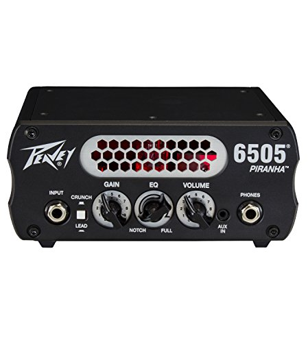 Peavey 6505 Piranha Micro-Guitar Amp Head (Best Guitar Amp App)