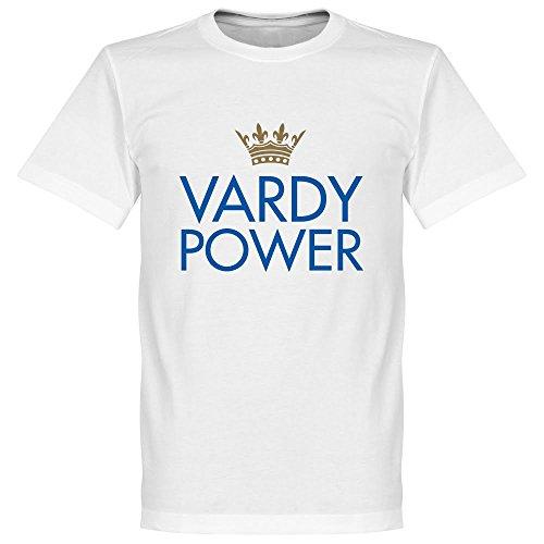 VARDY maglietta Power, colore: bianco