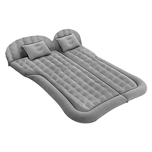 Car Bed Mattress SUV Air Bed Mattress Inflatable Bed for Camping Sleeping Travel, Portable Road Trip Universal Blow Up…