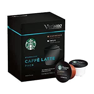 Starbucks® Café Latte Verismo™ Pods