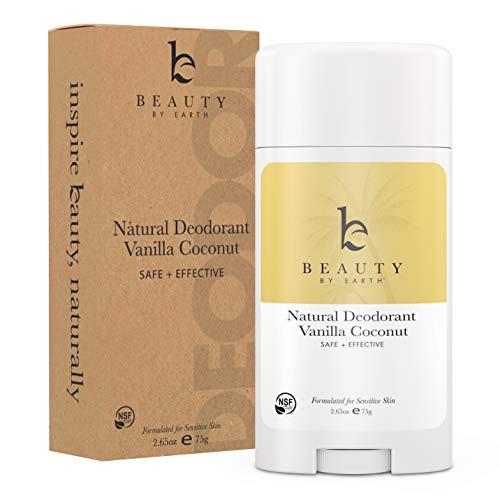 Deodorant Natural Ingredients Certified Aluminum product image