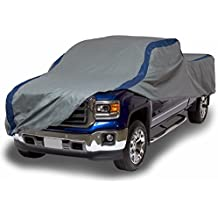 Duck Covers A3T232 Weather Defender Pickup Truck Cover for Extended Cab Short Bed Trucks up to 19' 4""