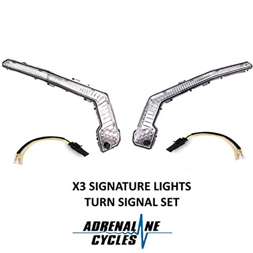 Can Am Maverick X3 Signature Lights Light Turn Signal light Set #AC-X3-4994 ()