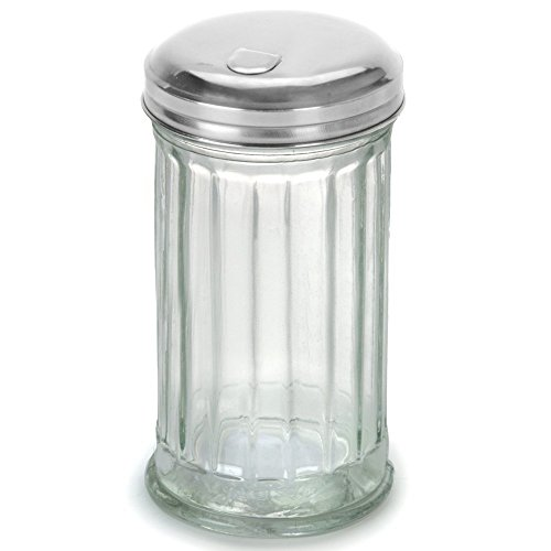 Clear 5.5 oz Good Cook Glass Shaker