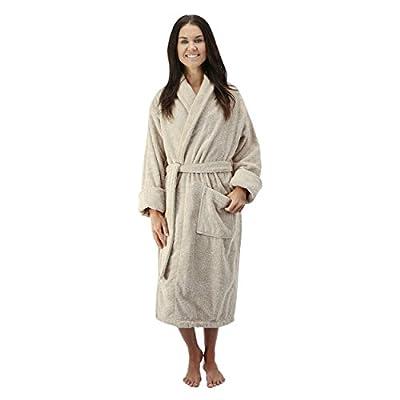 Comfy Robes Personalized Women's 16 oz. Turkish Terry Bathrobe