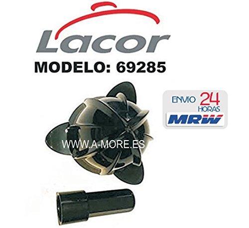 LACOR. Cono + inserto repuesto para exprimidor con brazo 69285 (SOLO VÁLIDO PARA ESTA MARCA Y MODELO): Amazon.es