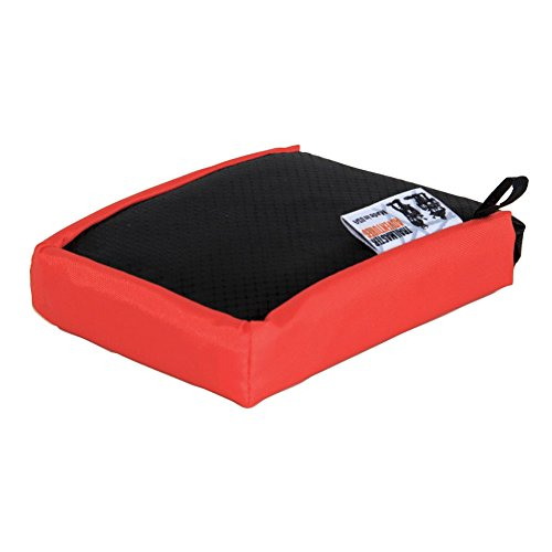 Trailmaster Adventure Gear The Changing Mat Orange Pocket by Trailmaster Adventure Gear