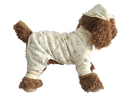 EastCities Pet Clothes for Small Dogs Puppy Pajamas