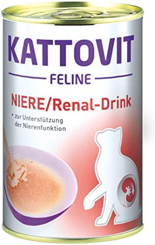 Kattovit Niere Renal Drink 12er Pack 12 X 135 G Amazon De