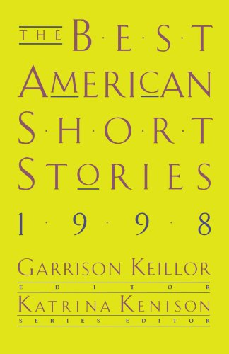 The Best American Short Stories 1998 (The Best American Series )