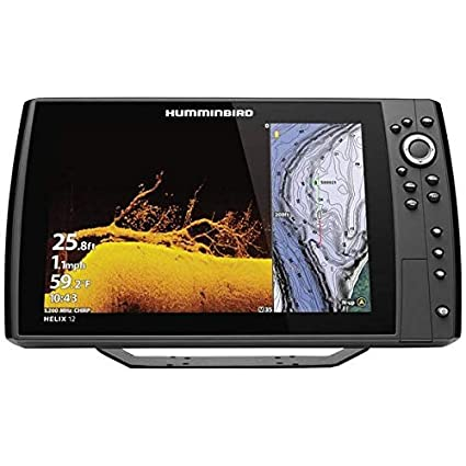 Amazon com : Humminbird Helix 12 Chirp MDI GPS G3N Fishing