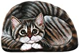 STRIPED TABBY KITTY WEIGHT