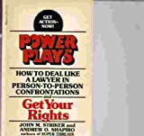 Power Plays, John M. Striker and Andrew Shapiro, 0440172039