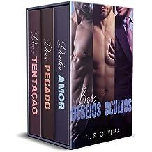 Box 3 em 1 - Desejos Ocultos (Doutor Amor, Doce Pecado, Doce Tentação)