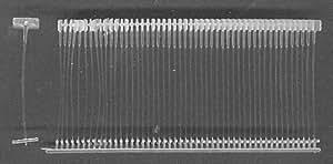 5000 tachuelas estándar de 40 mm para pistolas de etiquetado por ejemplo, 303s banok, Flecha 9s,